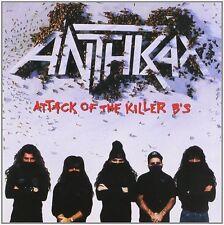 ANTHRAX - ATTACK OF THE KILLERS B'S  - CD NUOVO SIGILLATO