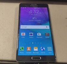 Samsung Galaxy Note 4 SM-N910P 32GB Charcoal Black (Sprint) Acceptable LCD Burn