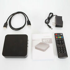 NEW S805 Multimedia Player Android 4.4 Smart TV Box Internet 8GB WIFI