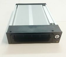 "5.25"" Hot Swap Aluminium SATA Hard Drive HDD Mobile Rack PC Bay AL (NO FAN)"