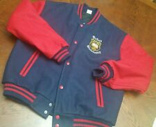 Oxford University Varsity Jacket Large Made in England