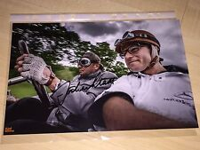 Jochen Mass f1 formula 1 firmato signed autograph autografo foto 20x30 ** TOP **