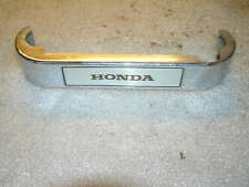 Honda VF 500C V30 Magna Chromblende Gabelbrücke chromecover lower yoke