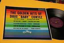 DAVE BABY CORTEZ LP GOLDEN HITS 1°ST ORIG UK MONO EX+ TOP RARE