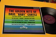 DAVE BABY CORTEZ LP GOLDEN HITS 1°ST ORIG UK MONO EX+ TOP RARE