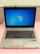 "HP EliteBook 8460p 14"", Intel i5@2.5GHz 2GB RAM 200GB HDD Win 7 / LP1807"