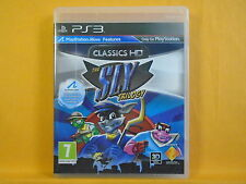Ps3 Sly TRILOGÍA CLASSICS HD Sly mapache 1 + 2 + 3 Playstation PAL versión UK