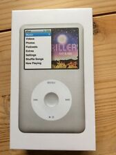 Apple iPod Classic 7th Generation 160GB New and Sealed - Silver