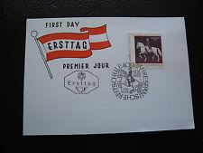 AUTRICHE - carte 1er jour 12/9/1972 (cy29) austria