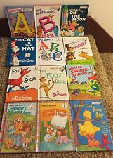 "PICK YOUR TITLES!!! DR. SEUSS & Friends Books - Cat In The Hat And More 8.75""x6"""