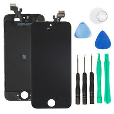 Replacement A1428 A1429 BLACK LCD Touch Digitizer Screen Assembly for iPhone 5