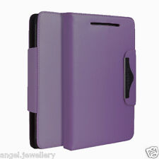 EXECUTIVE LEATHER  GOOGLE FOR NEXUS 7 WALLET CASE + FREE SCREEN PROTECTOR