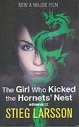 The Girl Who Kicked the Hornets Nest. Film Tie-In (Millennium Trilogy)