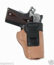 "Galco Scout Clip Holster, Ruger SP101 2 1/4"", Colt, Taurus Right Hand #SCT118B"