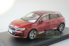 1/18 CITROEN DS 4S RED color diecast model