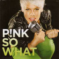 ☆ CD Single PINK  So what CARD SLEEVE 2-track  NEW ☆