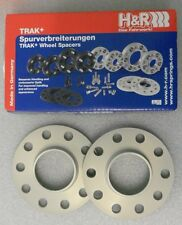 H&R Hubcentric Alloy Wheel Spacers (1 Pair) 10mm per Side BMW X1/3/5 Z3/4/8 Mini