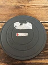 Vintage Kodascope Kodak 16mm 400ft,Projector Film Reel Tin Canister 18.5cm