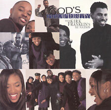 God's Property by Kirk Franklin Nu Nation CD in NEAR MINT condition FREE US SHIP