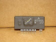 MITSUBISHI M57962L ZIP-12 HYBRID IC FOR DRIVING IGBT MODULES Refurbished
