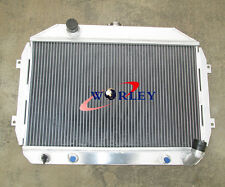 For Nissan Datsun 240Z/260Z L24/L26 AT/MT Aluminum Radiator 3ROW 56MM