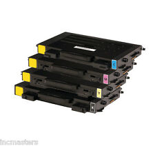 Samsung CLP-510 CLP 510 Toner Cartridges Color Set BCYM