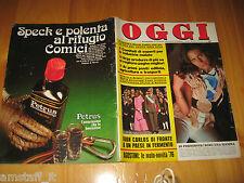 OGGI 1975/50=CORINNE CLERY=MARCELLA BELLA=KAUTOKEINO=SPECIALE MOTO G.AGOSTINI=