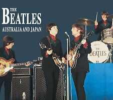 The Beatles - Australia and Japan - NEW CD StormBird 2016