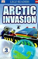 DK LEGO Readers: Mission to the Arctic (Level 3: Reading Alone)