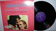 101 Strings - Romantic Hits From the Operettas & Musical Comedies LP ~ vinyl