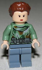Lego New Star Wars Princess Leia Endor Outfit Minifigure Minifig from Set 8038