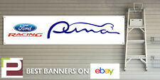 Ford Racing Puma Workshop Garage Banner, Tickford
