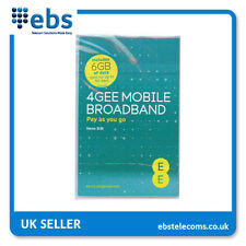 EE Combi Data Sim Card for Tablets & Dongle's  - 6GB Data included