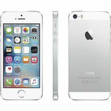 Apple iPhone 5s 16GB  4G LTE Prepaid Silver/White (Straight Talk Wireless) New