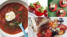 Tomato Recipes 782 Recipe Ebook in PDF on CD, Free Shipping