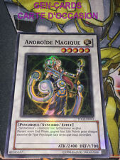 OCCASION Carte Yu Gi Oh ANDROIDE MAGIQUE TDGS-FR043