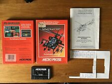 COMMODORE 64 (C64) - GUNSHIP - BIG BOX GAME