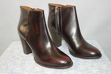 Madewell the hadley boot  item 03901 size 11 in wine color.