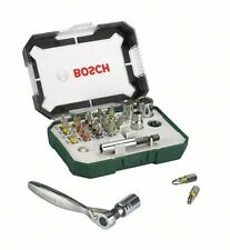Bosch - Screwdriver Bit & Ratchet Set - 6 Months Warranty - Bill