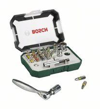 Bosch - Screwdriver Bit & Ratchet Set - 6 Months Warranty - Bill