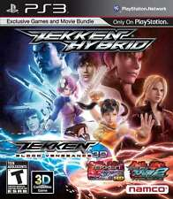 Tekken Hybrid PS3 New Playstation 3
