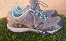 Merrell Women's Azura Waterproof Hiking Shoes - Castle Rock/Mineral Size 7.5