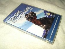 DVD Series Walking With Dinosaurs