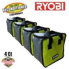 Ryobi 901605007-01 Contractor Tool Bag 10 X 10 X 7 in. Reconditioned (4-Pack)