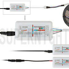 SUPERNIGHT RF 2.4GHz Wireless Touch Dimmer Controller for RGBW LED Light