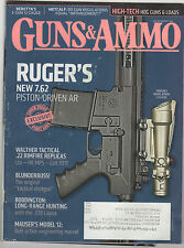 December 2013 Guns & Ammo magazine: Ruger's New 7.62 Piston-Driven AR