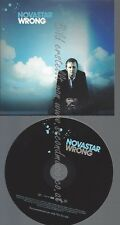 PROMO CD--NOVASTAR--WRONG--1TR