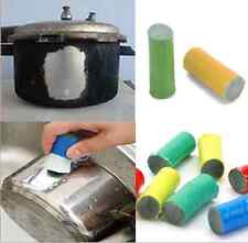 Magic Stainless Steel Rust Remover Cleaning Detergent Stick Metal Wash Brush COH
