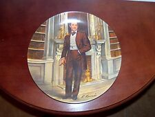 "Edwin Knowles ""Rhett Butler"" Collector Plate; 1981; #1987T    with cert."