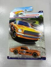 Hot Wheels Diecast - Ford Series - '65 Ford Mustang 2+2 Fastback NEW